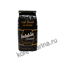 Кофе зерновой Santo Domingo Cafe Induban Gourmet (Санто Доминго Индубан Гурме) в пакете, 454 г